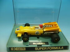 Scalextric C043 McLaren F1 C43 Yellow, super condition and boxed