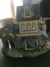 Olde World Village christmas house