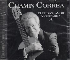 Chamin Correa Cuerdas Amor y Guitarra 3 New Nuevo Sealed CD