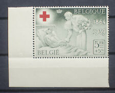 Belgium 1939 75th Anniversary of International Red Cross SG 846 Mint MNH