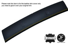 YELLOW STITCH TOP ROOF PANEL LEATHER COVER FITS FORD MUSTANG CONVERTIBLE 94-04
