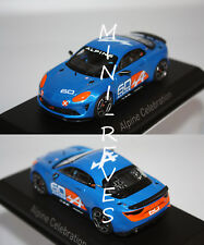 Norev Renault Alpine Celebration Le Mans 2015 1/43 517850