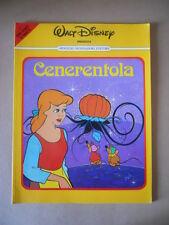 CENERENTOLA Film Disney a fumetti 1°edizione Mondadori 1982 [Sa40] BUONO