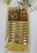 Vintage 1977 Goody Pin Curl Clips 16 New Old Stock