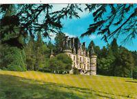 BAGNOLES-DE-L'ORNE tesse-la-madeleine le château timbrée 1981