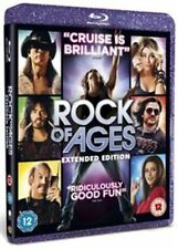 Rock of Ages 5051892113120 With Tom Cruise Blu-ray Region B