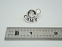 Clown Camp Vintage Lapel Pin