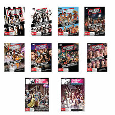 Geordie Shore Series Season 1+2+3+4+5+6+7+8+9+10 DVD set Jersey shore fans R4