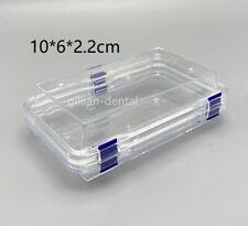 Acrylic Membrane Case Display Storage Box Jewelry Chip Shockproof 10622cm