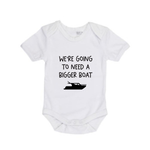 We're Going to Need a Bigger Boat | Pregnancy Announcement Outfit | Baby Reveal