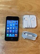 Apple iPod Touch, 4th Gen. - 8GB - Black Good