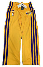 2010-11 New Los Angeles Lakers Large Authentic Home Warm-up Breakaway Pants NWT