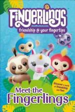 DK Readers Level 1: Fingerlings: Meet the Fingerlings - Paperback By DK - GOOD