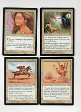 4-magic lot mirage ward of lights femeref healer scouts knight