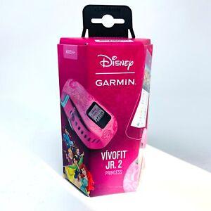 Disney Garmin VivoFit JR 2 Princess Pink