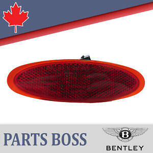 Bentley Arnage 2001-09 OEM NEW Rear RH Red Side Marker Lamp PM26014PA