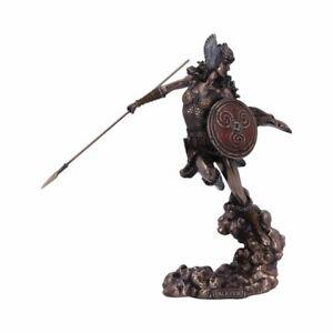 NEW Valkyrie's Flight Norse Valkyrie Warrior Female Figurine Statue 23cm