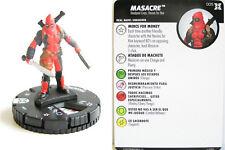 HeroClix Deadpool and X-Force - #005 Masacre