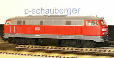 Piko Diesellok BR 218 mit Schnittstelle DB    + + + NEU + + +