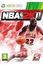 NBA 2K11 XBOX360 USATO ITA