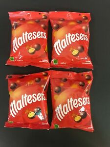 4 X Maltesers Chocolate 100g Each - From Canada - FRESH & DELICIOUS!