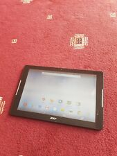 Acer Iconia One 10 B3-A30 A6003  Dual Cameras 16GB Tablet FHD - Black.