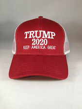 Trump 2020 Hat Keep America Great KAG Mesh Back Snap Back MAGA USA