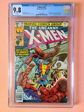 X-Men 129 CGC 9.8 white pages newsstand edition