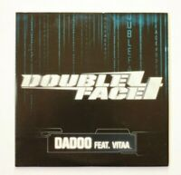 "DADOO feat. VITAA : PAS A PAS (PROMO ""DOUBLE FACE"") ♦ RAP R'n'B CD Single ♦"