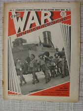 The War Illustrated # 6 (Warsaw, Churchill, Luftwaffe, U-Boat, Barrage Balloon)