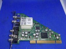 HAUPPAUGE WINTV-HVR-1110 DVB-T MULTIPAL  TV KARTE PCI  #GK2458