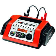 Caricabatterie Auto Moto 10amp 12V Avviatore Cavi Emergenza Batteria Portatile