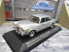 MERCEDES BENZ 300 SEL 6.8 AMG Paul Ricard 1971 #12 Jabouille Be Minichamps 1:43
