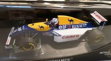 Williams Renault FW15C Alain Prost World Champion du Monde 1993 Minichamps 1/18!