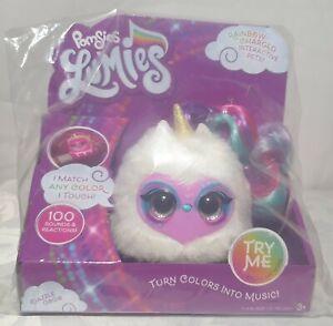 Brand New Pomsies Lumies Dazzle GoGo Electronic Pet Toy