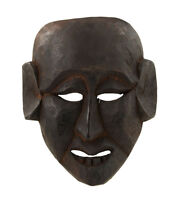 Maschera Nepal De L'Himalaya Monpa Gurung Mask -9787 W4