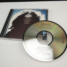 1967 Bob Dylan - Greatest Hits CD - CK 9463 - CBS Records