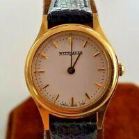 Gold Wittnauer Women's Quartz Watch - Swiss Made