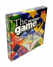 Party Family Board Game THE STRATEGY Most Popular Blokus Fun (For 4 Players)