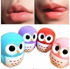 Owl  Moisturizing Lip Balm  Sphere Lip Gloss Fruit Embellish Lip