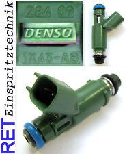 Einspritzdüse DENSO 1X43-AB Jaguar X-Type 3,0 gereinigt & geprüft