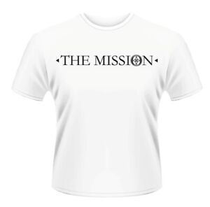 The Mission - Logo 1 T-Shirt Unisexe Taille S PHM
