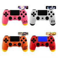 Dragon Ball One Piece Star Wars PS4 Slim Pro Controller Shell Case Mod Kit