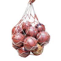 Soccer Net 10 Balls Carry Net Bag Sports Football Balls Volleyball ball  SK