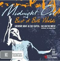 Midnight Oil - Best Of Both Worlds (CD/DVD DOUBLE)