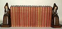 John Galsworthy - 18 Hardback Book Collection-  Various Titles  - 1920's