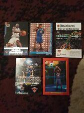 Nate Robinson New York Knicks Basketball Cards. Lot Of 5