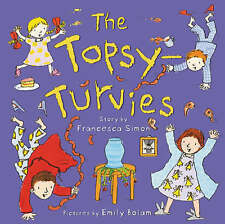 The Topsy-Turvies, Simon, Francesca, New Book