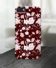 Fundas y carcasas mate de color principal rojo para teléfonos móviles y PDAs Samsung