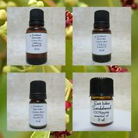 Sandalwood East Indian Pure Therapeutic Grade 2ml 5ml 10ml 15ml  FREE SHIPPING